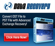 Data Recovery banner