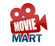 logo design and development - Movie Mart Logo