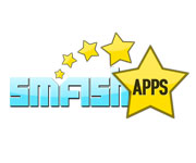 logo design and development - Smash Apps - Mobile applications logo design
