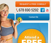 web site development - Atlanta Weight Loss Center