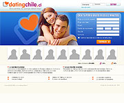 web site development - Dating Chile 2