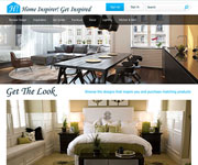web site development -Home Inspirer, Interior products, furniture, decoration - http://www.homeinspirer.com/
