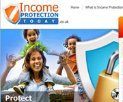 web site development - Income Protection Today - http://www.incomeprotectiontoday.co.uk/