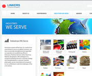 web site development -Linkers for East Pte Ltd Singapore