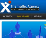 web site development - The Traffic Agency - http://www.thetrafficagency.biz/